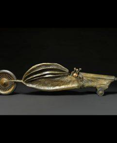 Bronze courge fine