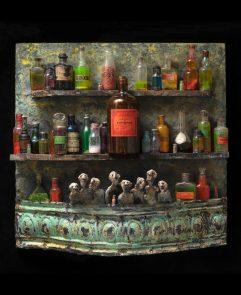 Bas Relief – Elixir vert
